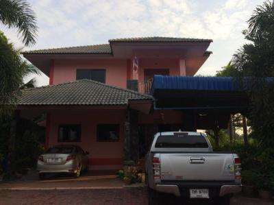 บ้านเดี่ยวสองชั้น 5800000 ราชบุรี เมืองราชบุรี เจดีย์หัก